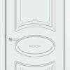 Межкомнатная дверь эмаль Б 2 белоснежная 1