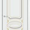 Межкомнатная дверь эмаль Б 18 белая 2