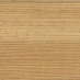 Межкомнатная дверь ПВХ S 25 орех темный рифленый 13