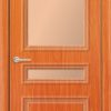 Межкомнатная дверь ПВХ Лира 1 ель карпатская 2