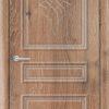 Межкомнатная дверь ПВХ Лира 4 венге 2