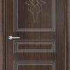 Межкомнатная дверь ПВХ Лира 3 белёный дуб 1