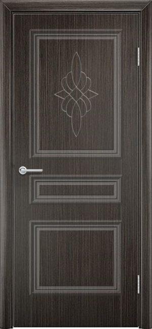 Межкомнатная дверь ПВХ Лира 3 венге 3