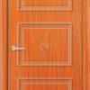Межкомнатная дверь ПВХ Лира 5 итальянский орех 2