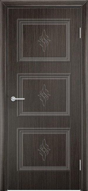 Межкомнатная дверь ПВХ Лира 4 венге 3