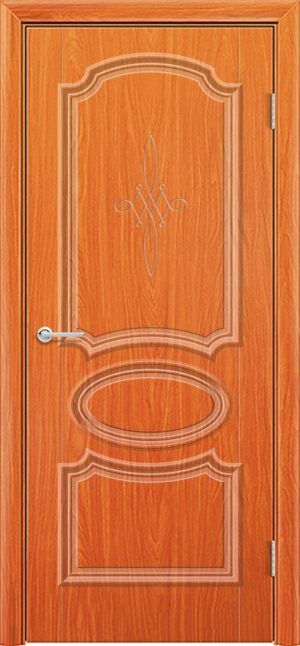 Межкомнатная дверь ПВХ Лира 5 груша 3