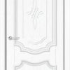 Межкомнатная дверь ПВХ Лира 4 миланский орех 2