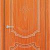 Межкомнатная дверь ПВХ Лира 1 венге патина 1