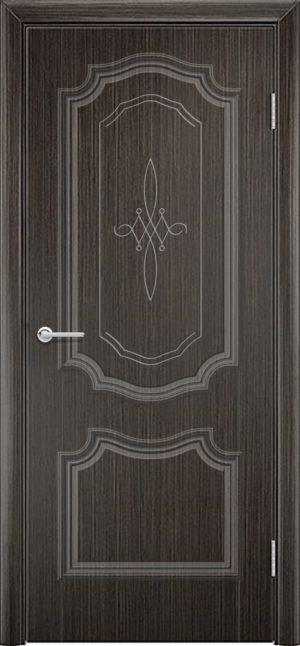 Межкомнатная дверь ПВХ Лира 6 венге 3