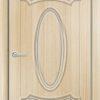Межкомнатная дверь ПВХ Лира 4 венге 1
