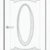 Межкомнатная дверь Лира 7 итальянский орех 1