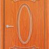 Межкомнатная дверь ПВХ Лира 6 белый 2
