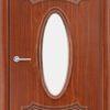 Межкомнатная дверь ПВХ Лира 7 белый 2