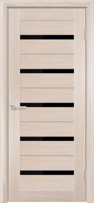 Межкомнатная дверь финиш пленка S 1 капучино 3