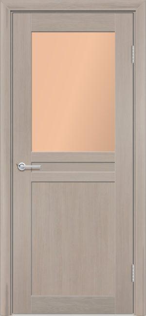 Межкомнатная дверь финиш пленка S 10 бруно 1
