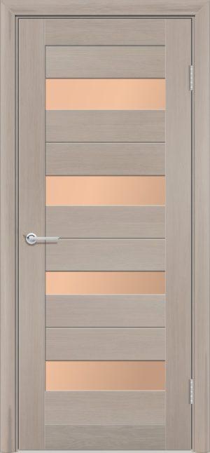 Межкомнатная дверь финиш пленка S 14 бруно 3