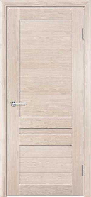 Межкомнатная дверь финиш пленка S 15 капучино 3