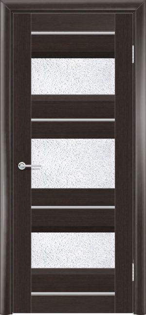 Межкомнатная дверь финиш пленка S 20 каштан 3