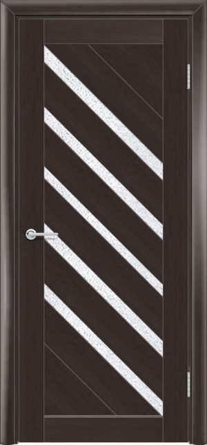 Межкомнатная дверь финиш пленка S 28 каштан 1