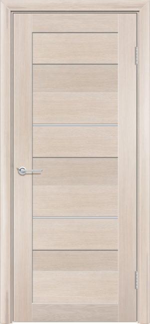Межкомнатная дверь финиш пленка S 29 капучино 3
