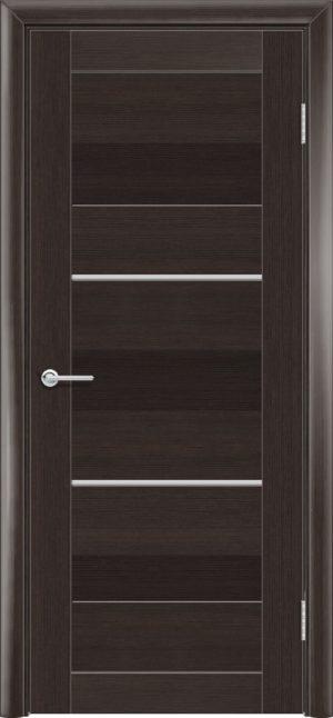 Межкомнатная дверь финиш пленка S 29 каштан 1