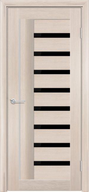 Межкомнатная дверь финиш пленка S 3 капучино 3