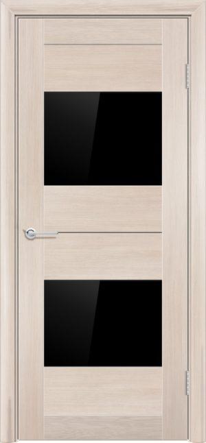 Межкомнатная дверь финиш пленка S 33 капучино 1