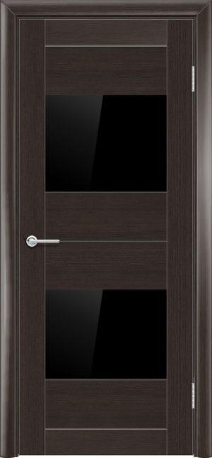 Межкомнатная дверь финиш пленка S 33 каштан 3