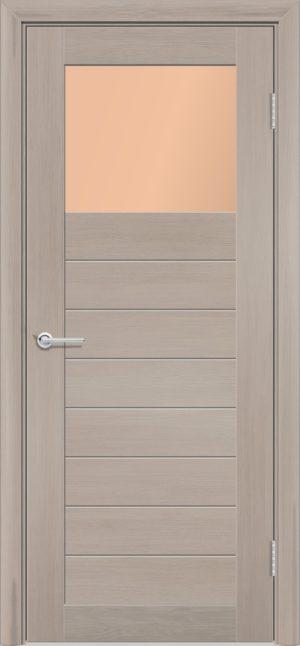 Межкомнатная дверь финиш пленка S 35 бруно 1