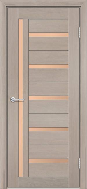 Межкомнатная дверь финиш пленка S 39 бруно 3