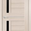 Межкомнатная дверь финиш пленка S 4 капучино 1