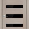 Межкомнатная дверь финиш пленка S 11 каштан 2