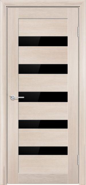 Межкомнатная дверь финиш пленка S 40 капучино 3