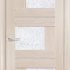 Межкомнатная дверь финиш пленка S 1 капучино 2