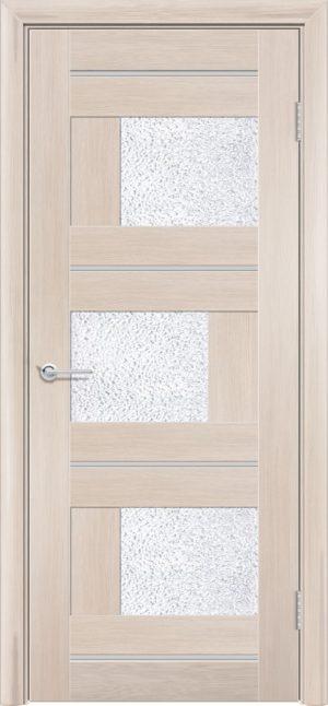 Межкомнатная дверь финиш пленка S 5 капучино 3