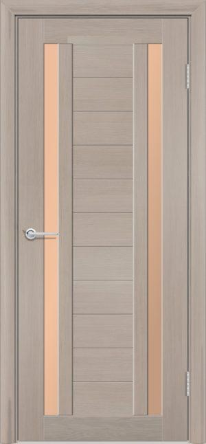 Межкомнатная дверь финиш пленка S 6 бруно 1