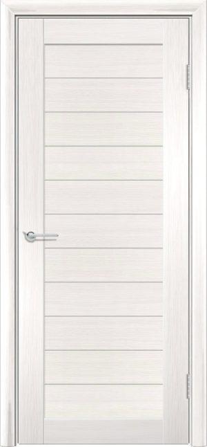 Межкомнатная дверь финиш пленка S 7 акация 1