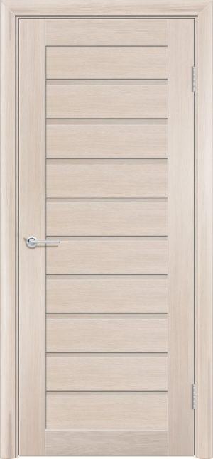 Межкомнатная дверь финиш пленка S 8 капучино 3
