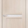 Межкомнатная дверь финиш пленка S 17 капучино 2
