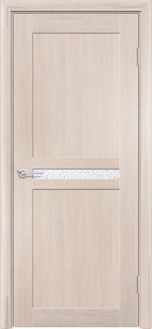 Межкомнатная дверь финиш пленка S 9 капучино 1