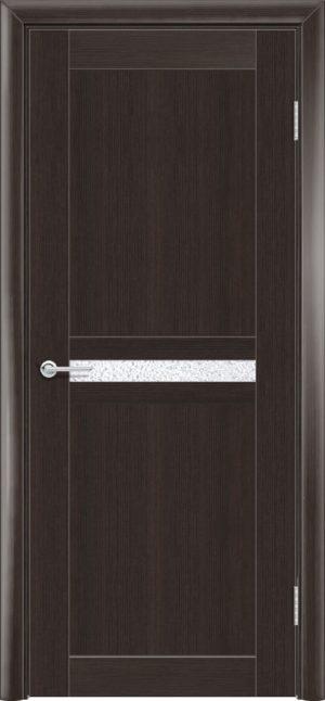 Межкомнатная дверь финиш пленка S 9 каштан 1