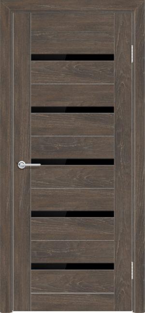 Межкомнатная дверь ПВХ S 1 дуб корица 3