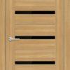 Межкомнатная дверь ПВХ S 39 дуб шале 1