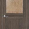 Межкомнатная дверь ПВХ S 26 лиственница беленая 1