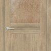 Межкомнатная дверь ПВХ S 45 дуб дымчатый 2