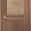 Межкомнатная дверь ПВХ S 22 лиственница золотистая 2