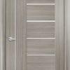 Межкомнатная дверь ПВХ S 49 лиственница беленая 1