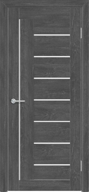 Межкомнатная дверь ПВХ S 11 дуб графит 3