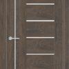Межкомнатная дверь ПВХ S 23 дуб корица 1