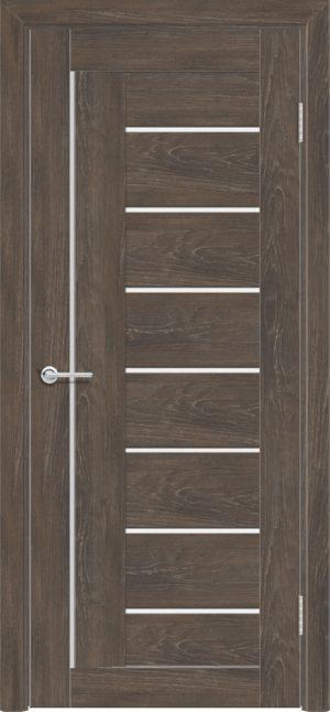 Межкомнатная дверь ПВХ S 11 дуб корица 3